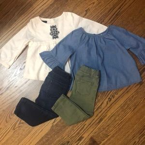 GAP Old Navy fall bundle